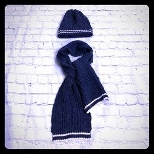 Gap boys hat & scarf
